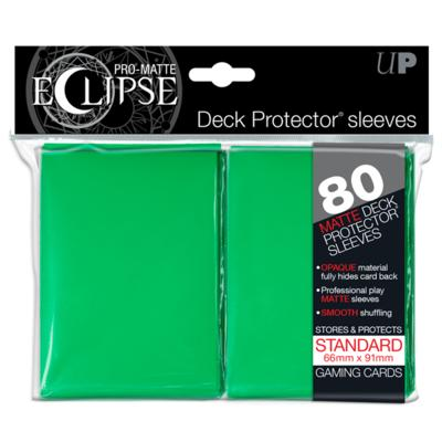 Eclipse: Green Pro Matte Deck Protectors