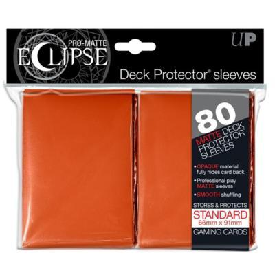 Eclipse: Orange Pro Matte Deck Protectors