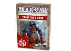 Blood Bowl Cards: Team Human Pack
