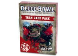 Blood Bowl Cards: Team Orc Pack