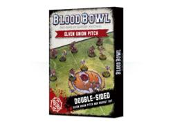 Blood Bowl: Elf Pitch and Dugouts