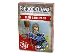 Blood Bowl Cards: Team Elven Pack
