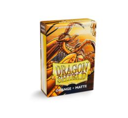 Dragon Shield Matte Orange Small