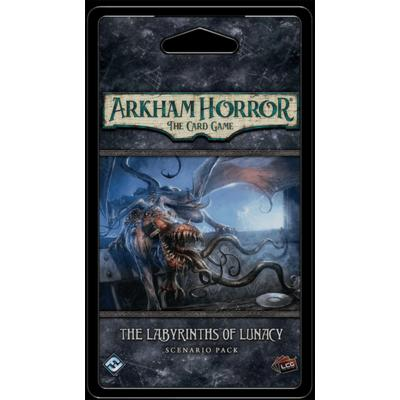 Arkham Horror Lcg: Labyrinths of Lunacy