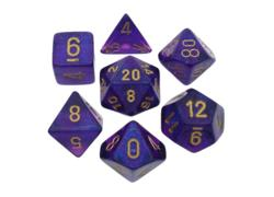 Borealis - Royal Purple/ Gold