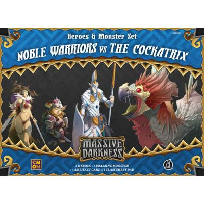 Massive Darkness: Noble Warriors Vs The Cockatrix