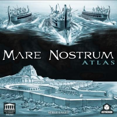 Mare Nostrum: Atlas Expansion