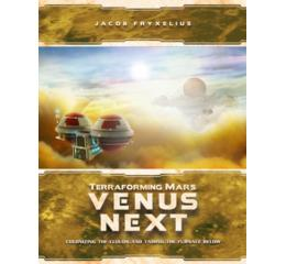 Terraforming Mars: Venus Next