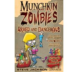 Munchkin Zombies 2: Armed and Dangerous Box