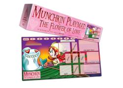 Munchkin Playmat: The Flower of Love