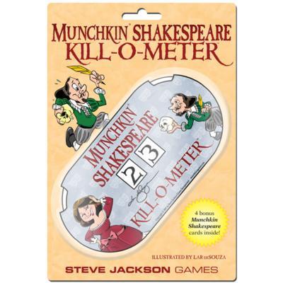 Munchkin Shakespeare Kill'o'Meter