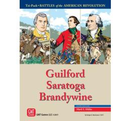 Tri-Pack: Battles of the American Revolution