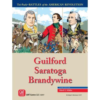 Tri-Pack: Battles of the American Revolution