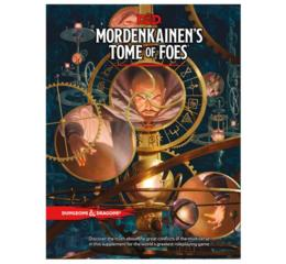Mordenkainen's Tome of Foes