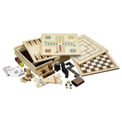 Wooden Game Compendium, medium