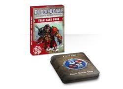 Blood Bowl Cards: Chaos Chosen Team Pack