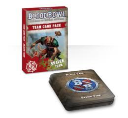 Blood Bowl Cards: Skaven Team Pack