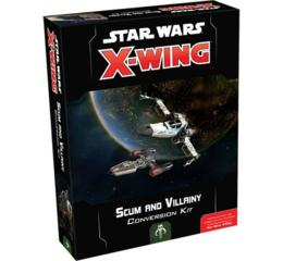 X-Wing 2nd Edition: Scum and Villainy Conversion Kit
