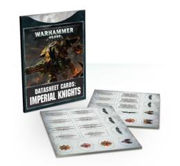Datasheet Cards: Imperial Knights