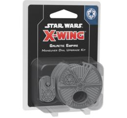 X-Wing 2nd Edition: Galactic Empire Maneuver Dial Upgrade Kit