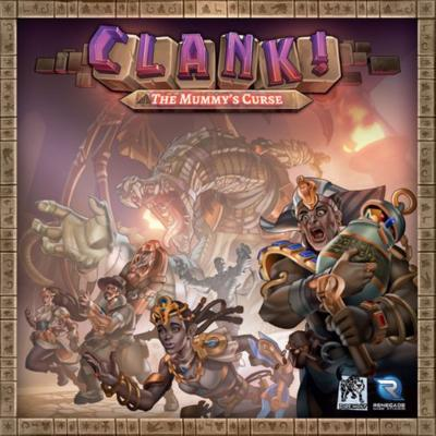 Clank: The Mummy's Curse