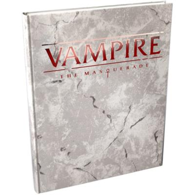 Vampire: The Masquerade Core Rulebook Deluxe 5th Edition