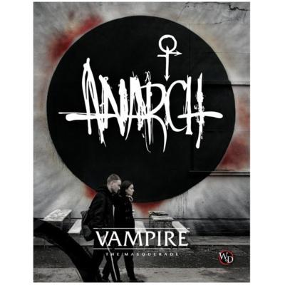Vampire: The Masquerade Anarch 5th Edition