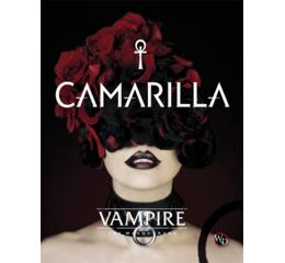 Vampire: The Masquerade Camarilla 5th Edition