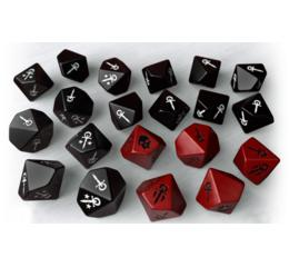 Vampire: The Masquerade Dice Set 5th Edition