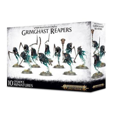 Nighthaunt Grimghast Reapers