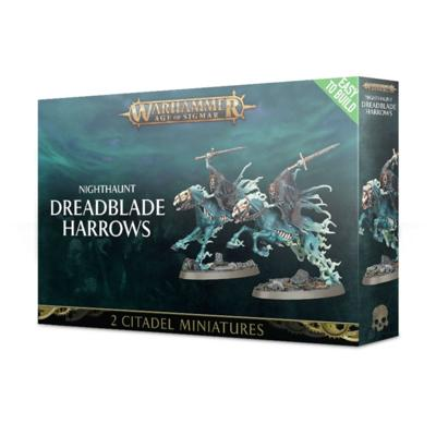 Easy to Build Nighthaunt Dredblade Harrows