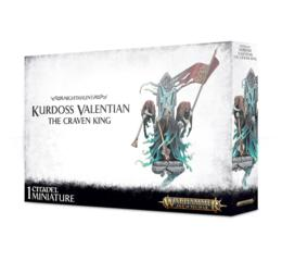 Kurdoss Valentian the Craven King