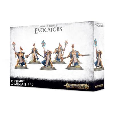Stormcast Eternals Evocators