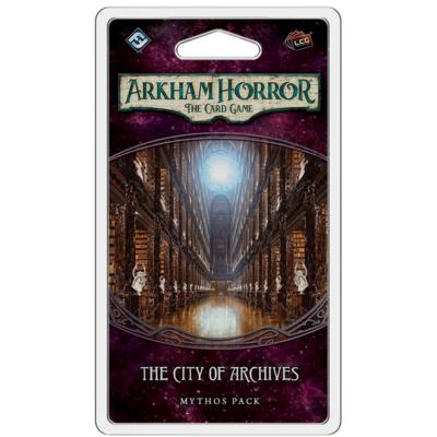 Arkham Horror Lcg: City of Archives