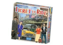 Ticket to Ride Express: NY 1960