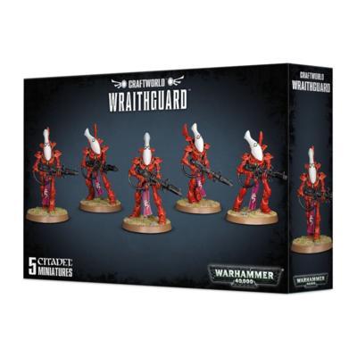Craftwolds Wraithguard/Wraithblades