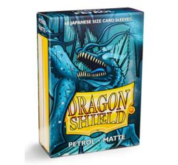 Dragon Shield Matte Petrol Small
