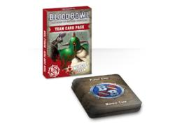 Blood Bowl Cards: Nurgle Team Pack