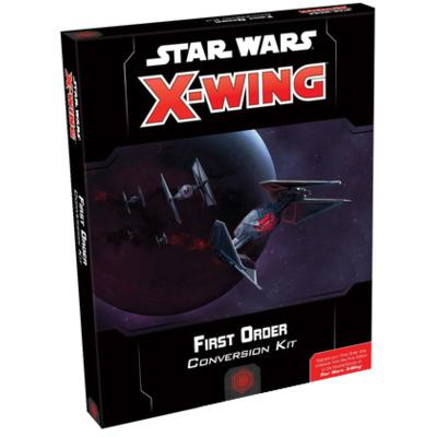 X-Wing 2nd Edition: First Order Conversion Kit