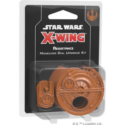X-Wing 2nd Edition: Resistance Maneuver Dial Upgrade Kit
