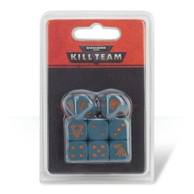 Kill Team: Elucidian Starstriders Dice Set