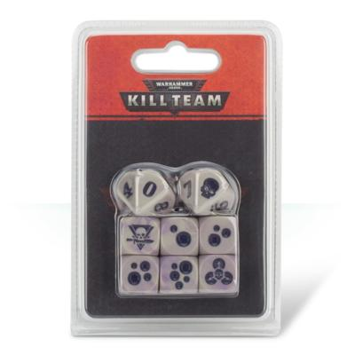 Kill Team: Gellerpox Infected Dice Set