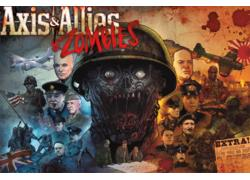 Axis & Allies: Zombies Board Game