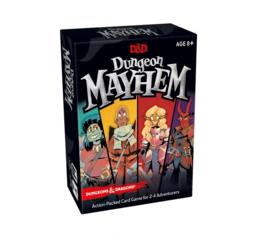 Dungeons and Dragons: Mayhem Card Game