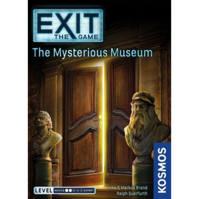 Exit - Mysterious Museum