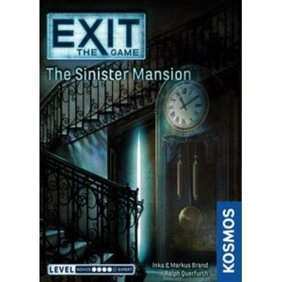 Exit - Sinister Mansion
