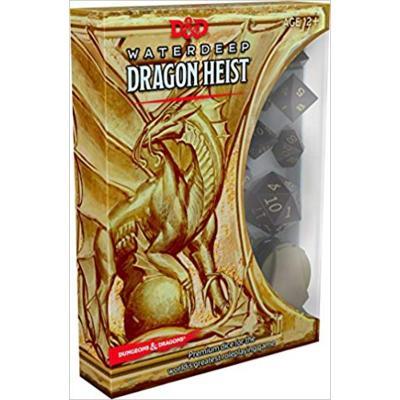 Waterdeep: Dragon Heist Dice