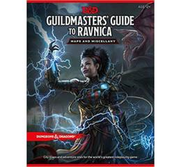 Guide to Ravnica Map Pack