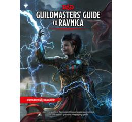 Guildmaster's Guide to Ravnica Book