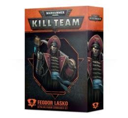 Kill Team Commander: Feodor Lasko